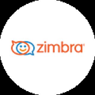 Внедрение почтового сервиса на базе Zimbra logo